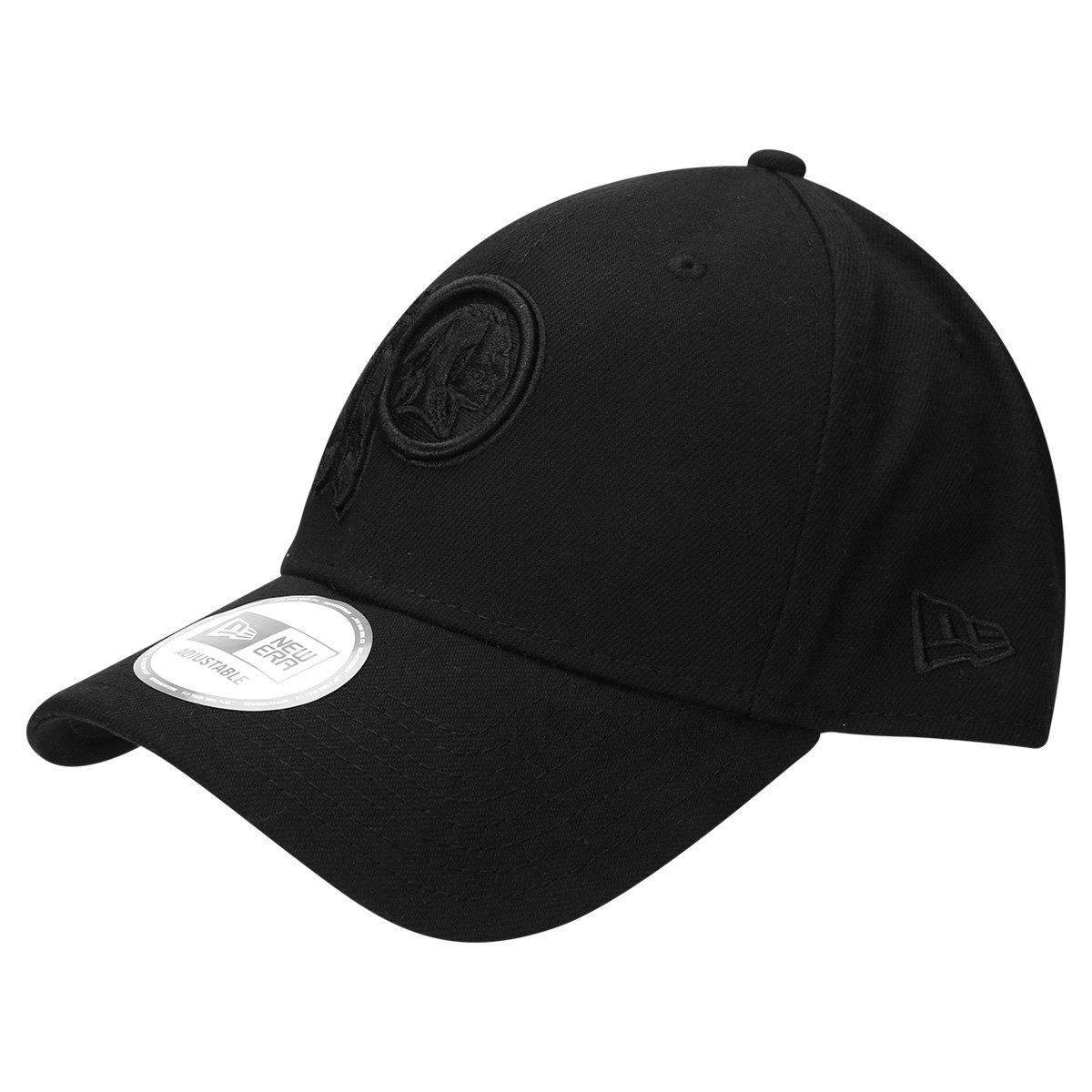 4ded46bdf Boné New Era 940 Hc Sn Black On Black Washington Redskins - Compre Agora