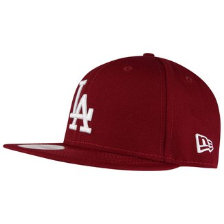 Boné New Era 950 Basic Cardinal Los Angeles Dodgers