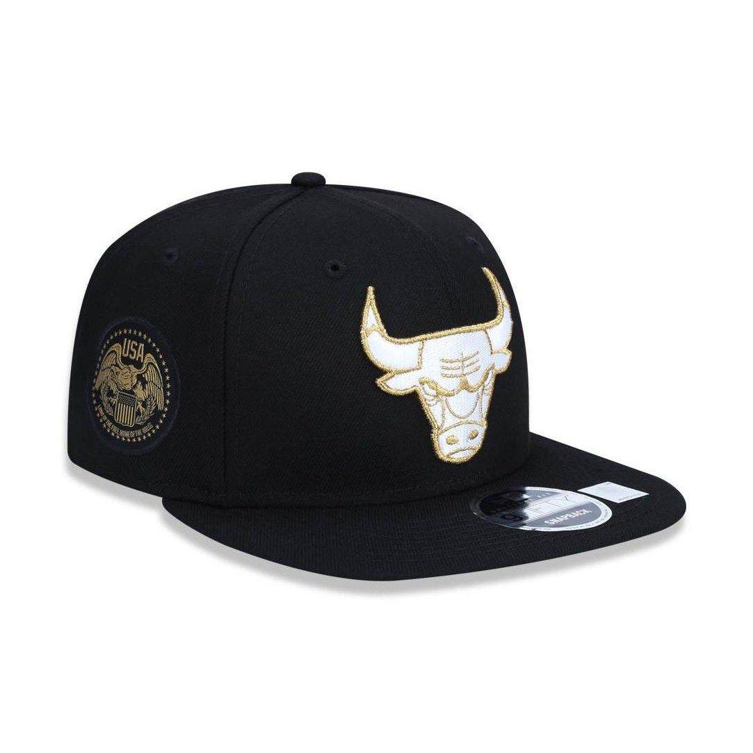 b88c73ce5216a Boné New Era 950 Chicago Bulls - Snapback - Compre Agora