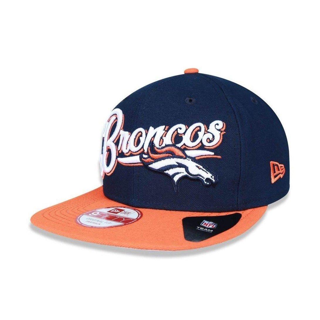 1cbafcbbb8135 Boné New Era 950 Denver Broncos - Snapback - Compre Agora