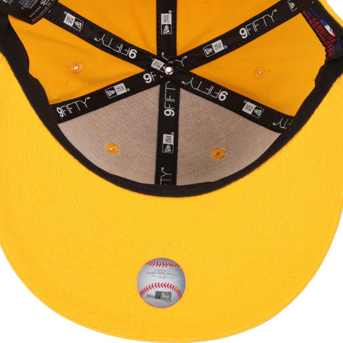Boné New Era 950 MLB Basic Colors Chicago White Sox - Compre Agora ... 4ab264dd03e