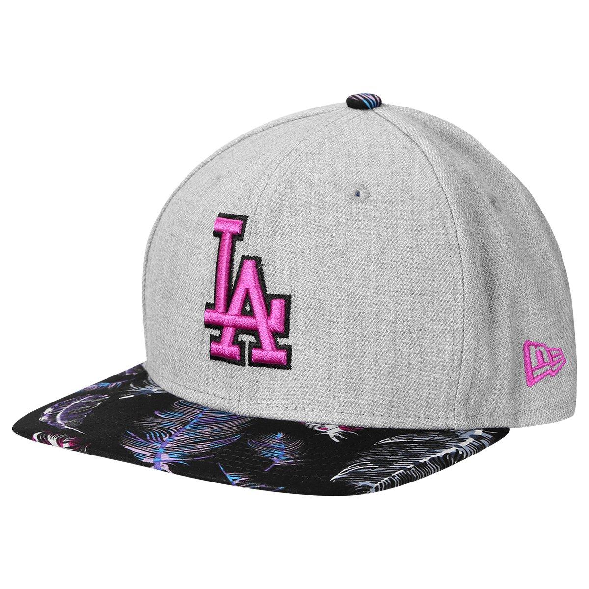 Boné New Era 950 MLB Los Angeles Dodgers - Compre Agora  f030af9d4e2