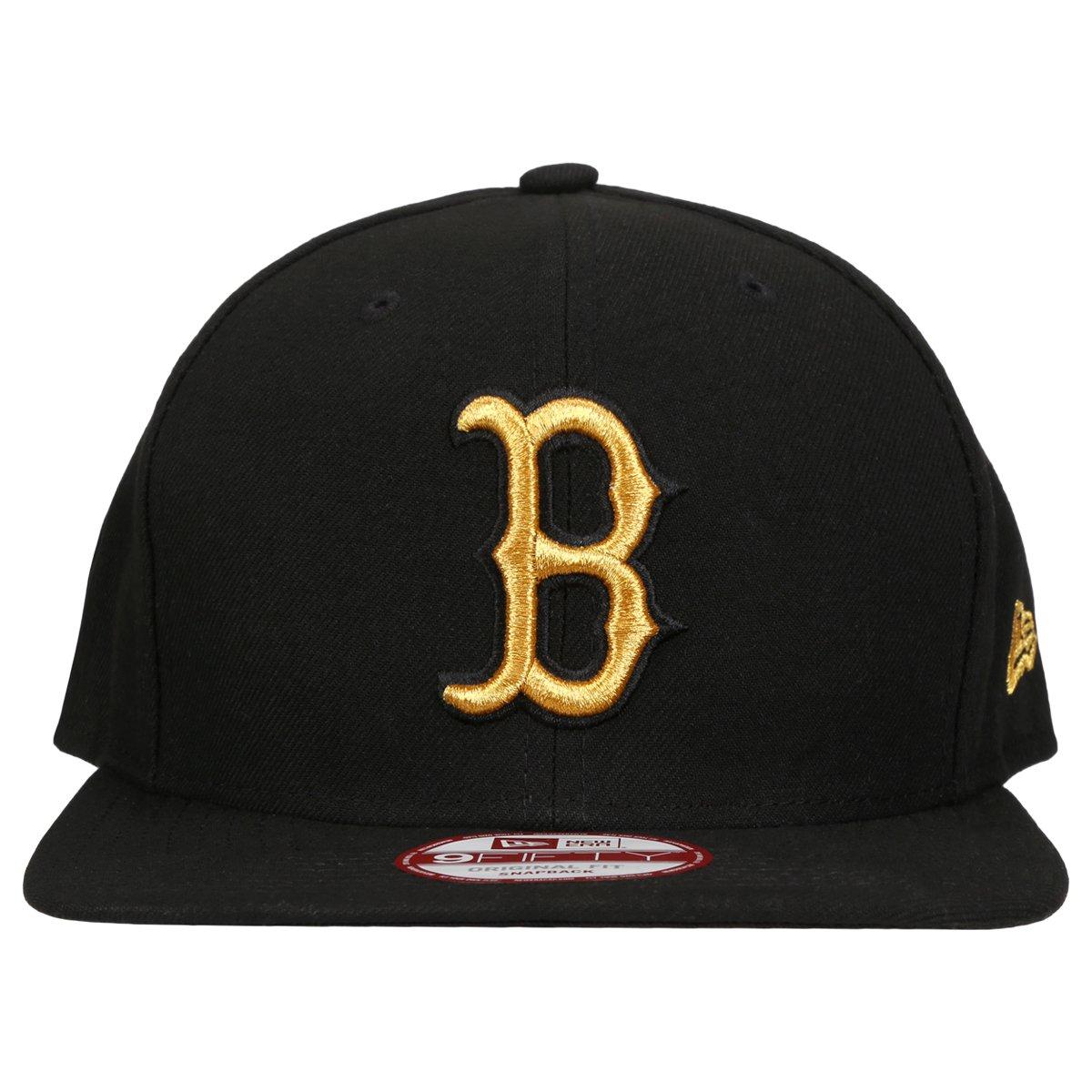 Boné New Era 950 MLB Original Fit Boston Red Sox - Compre Agora ... 91bf9f56683