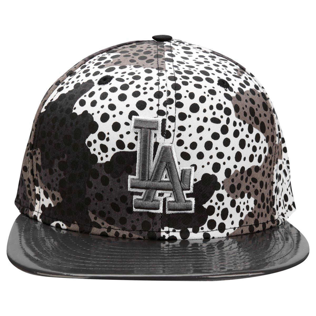 Boné New Era 950 MLB Snake Thru Los Angeles Dodgers - Compre Agora ... 166545f6d76