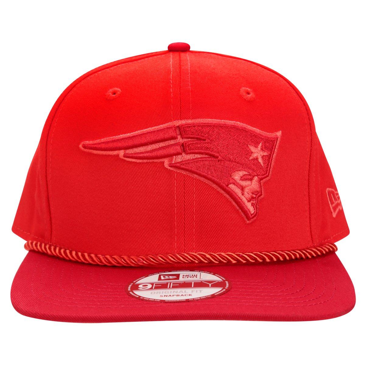 Boné New Era 950 NFL New England Patriots - Compre Agora  01e3c108377