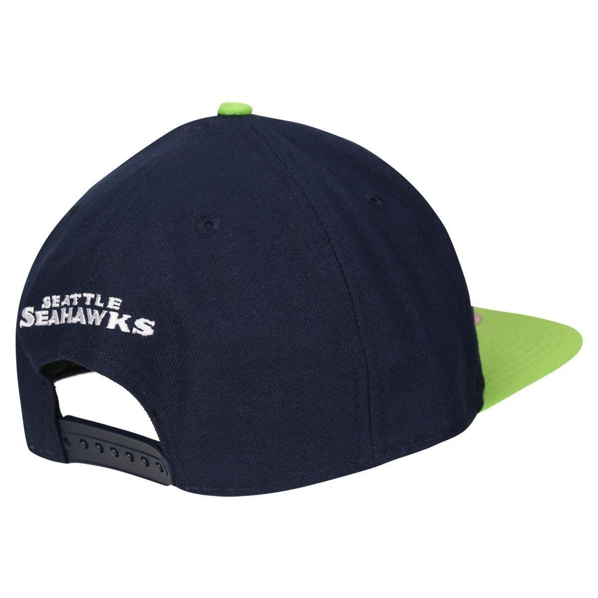 Boné New Era 950 NFL Of Sn Classic Team Seattle Seahawks - Compre ... 6fa82aeef5e