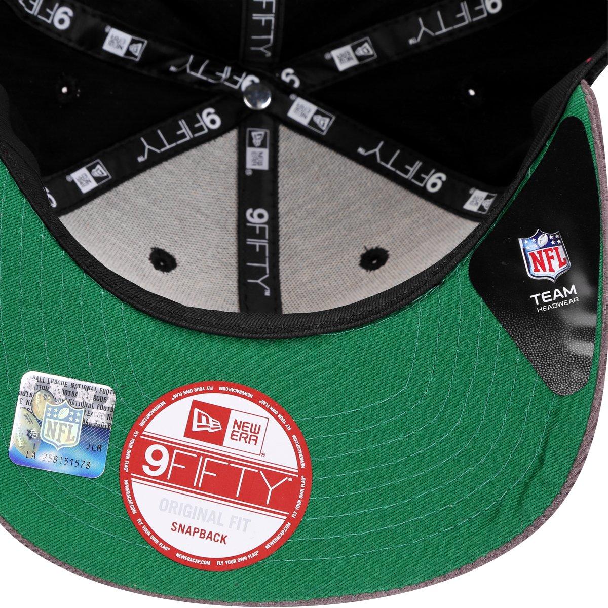 Boné New Era 950 NFL Original Fit Classic Oakland Raiders - Compre ... 778ed203f55
