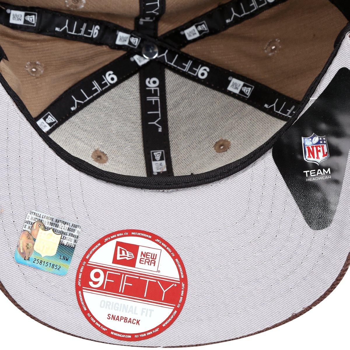 Boné New Era 950 NFL Original Fit Classic Oakland Raiders - Compre ... 113bacc5092