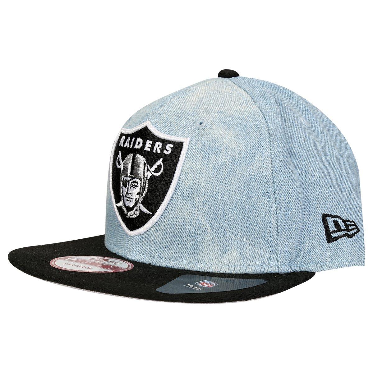1f416e03f0c13 Boné New Era 950 NFL Sn Den Oakland Raiders - Compre Agora