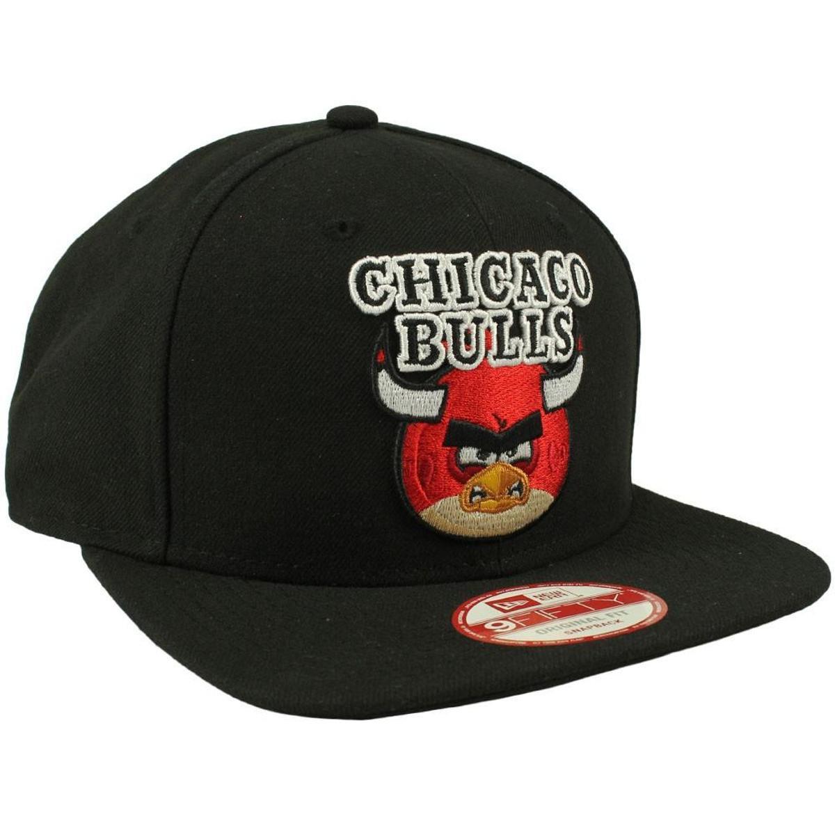 Boné New Era 950 Of An Angry Birds Chicago Bulls - Compre Agora ... 1fd100d4ab4