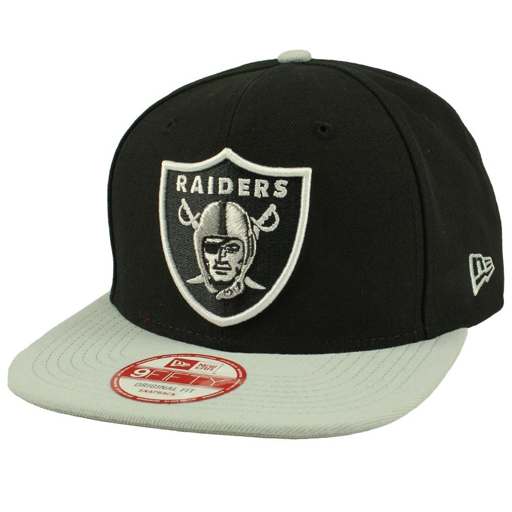 Boné New Era 950 of sn Classic Team Oakland Raiders - Compre Agora ... 8aa2a412152
