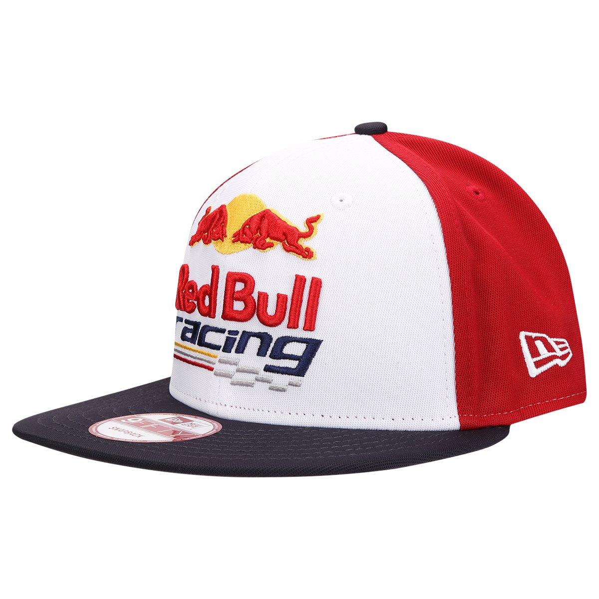 Boné New Era 950 Red Bull Sc Logo 1 1e2ec7ac49f