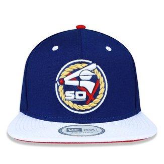 Boné New Era 9Fifty Chance The Rapper Chicago White Sox