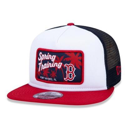 Bone New Era 9FIFTY MLB Boston Red Sox Spring Training