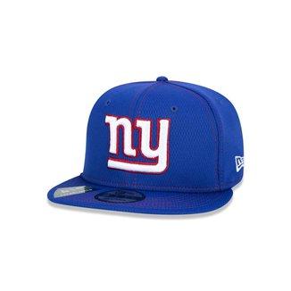 Boné New Era 9FIFTY NFL On-Field Coleção Sideline New York Giants