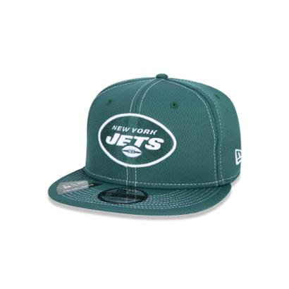 Boné New Era 9FIFTY NFL On-Field Coleção Sideline New York Jets