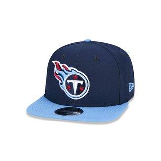 Boné New Era 9FIFTY Original Fit NFL Tennessee Titans