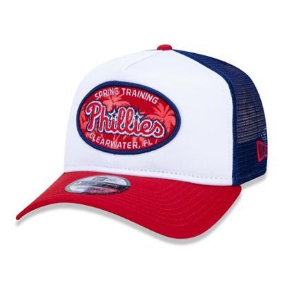 Bone New Era 9FORTY MLB Philadelphia Phillies Spring Training