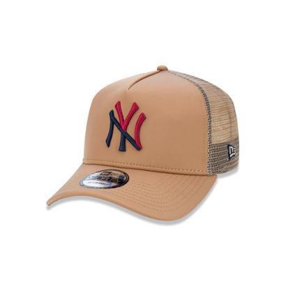 Bone New Era 9FORTY New York Yankees MLB
