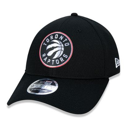 Boné New Era 9Forty Stretch Snap NBA Toronto Raptors Back Half Masculino - Masculino