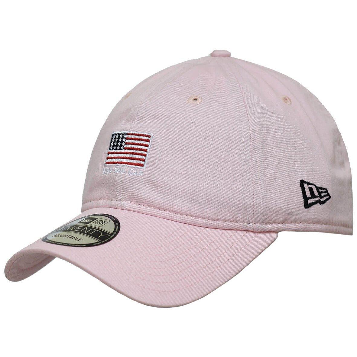 Boné New Era Aba Curva Strapback Mini Flag America - Compre Agora ... 509e24a073f