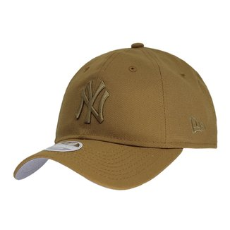 Boné New Era Aba Curva Strapback Mlb Ny Yankees To
