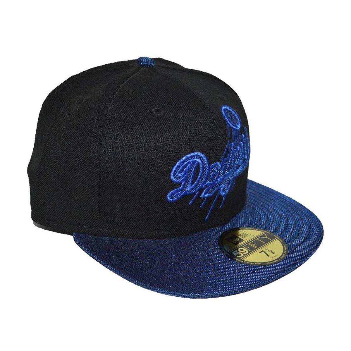 Boné New Era Aba Reta 59Fifty Mlb Los Angeles Dodg - Compre Agora ... 850d7de2a13