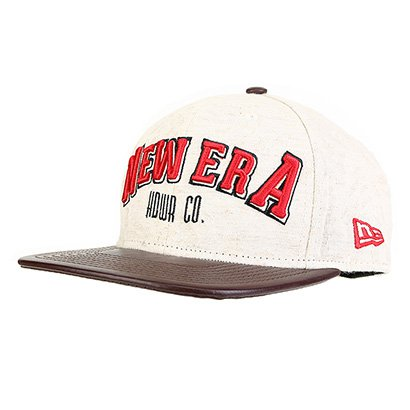 Bone New Era Aba Reta 950 OF SN Core New Era
