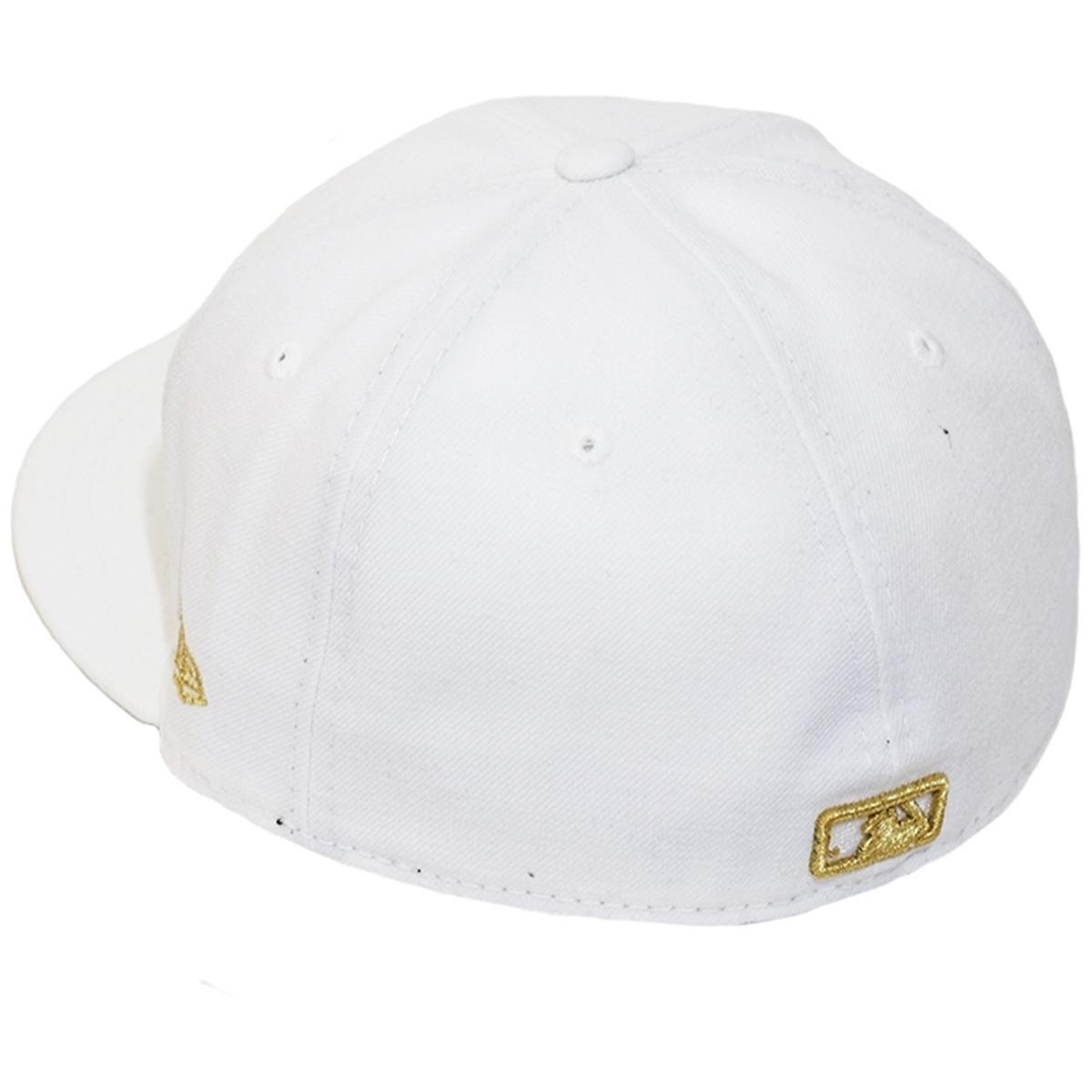 Boné New Era Aba Reta Fechado Mlb Astros Basic Gold - Compre Agora ... 3b1cc103615