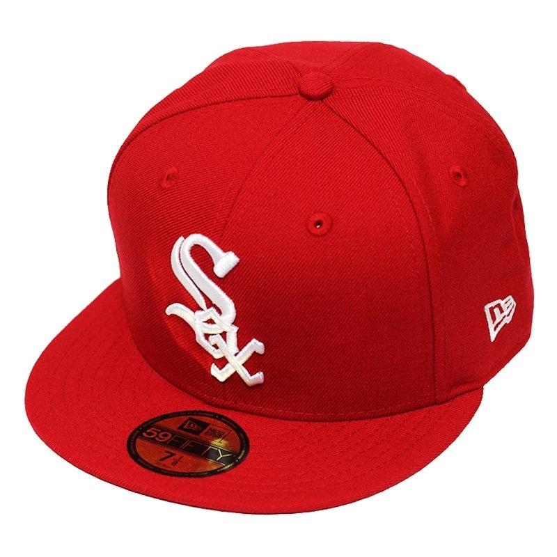 Boné New Era Aba Reta Fechado Mlb Chicago Sox Basi - Compre Agora ... ea1fe45fd04