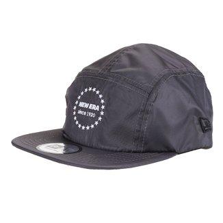 Boné New Era Aba Reta Strapback Camper Uni Mono Branded