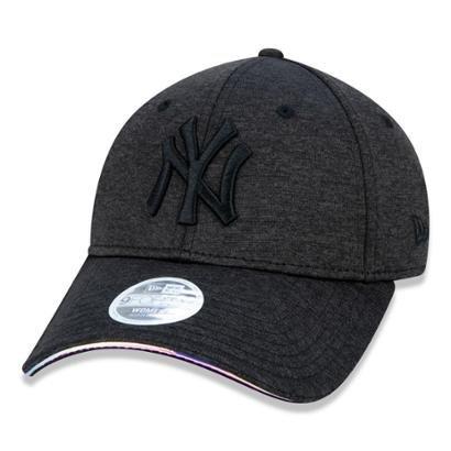 Boné New Era Feminino 9FORTY MLB New York Yankees Iridescent