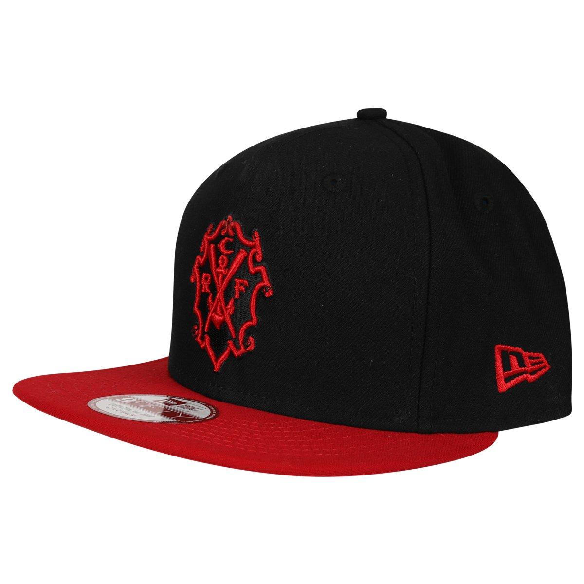 Boné New Era Flamengo Aba Reta 9FIFTY - Compre Agora  0a97e80660e
