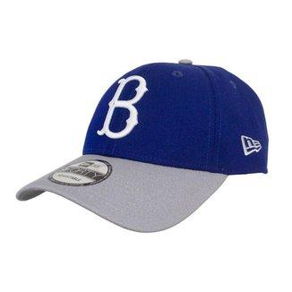 Boné New Era Los Angeles Dodgers 940 Team Color Aba Curva