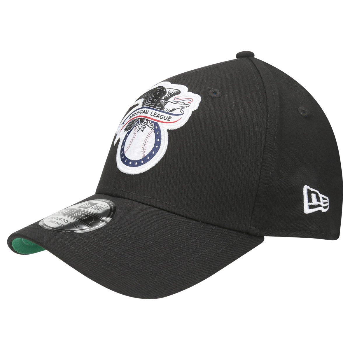Boné New Era MLB 3930 Hc Basic American League Otc - Compre Agora ... 5b9c58d622b