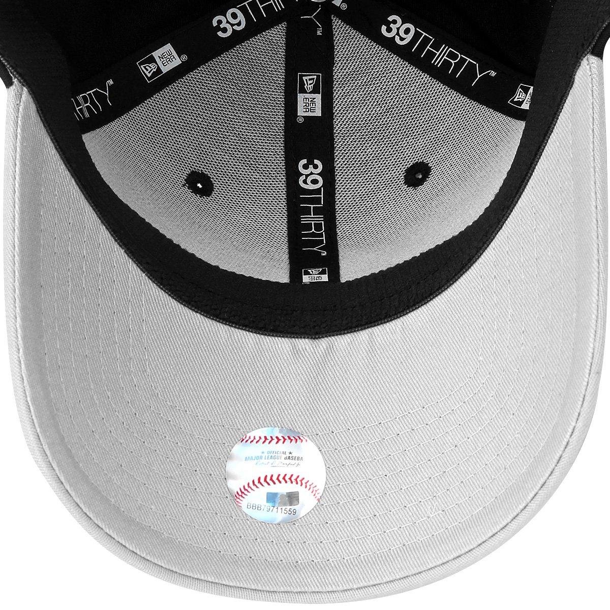 Boné New Era MLB 3930 Hc Basic Chicago White Sox Otc - Compre Agora ... 5f09cbecef0