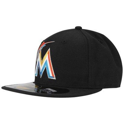 Boné New Era MLB 5950 Miami Marlins HM - Compre Agora  5984c3745d8