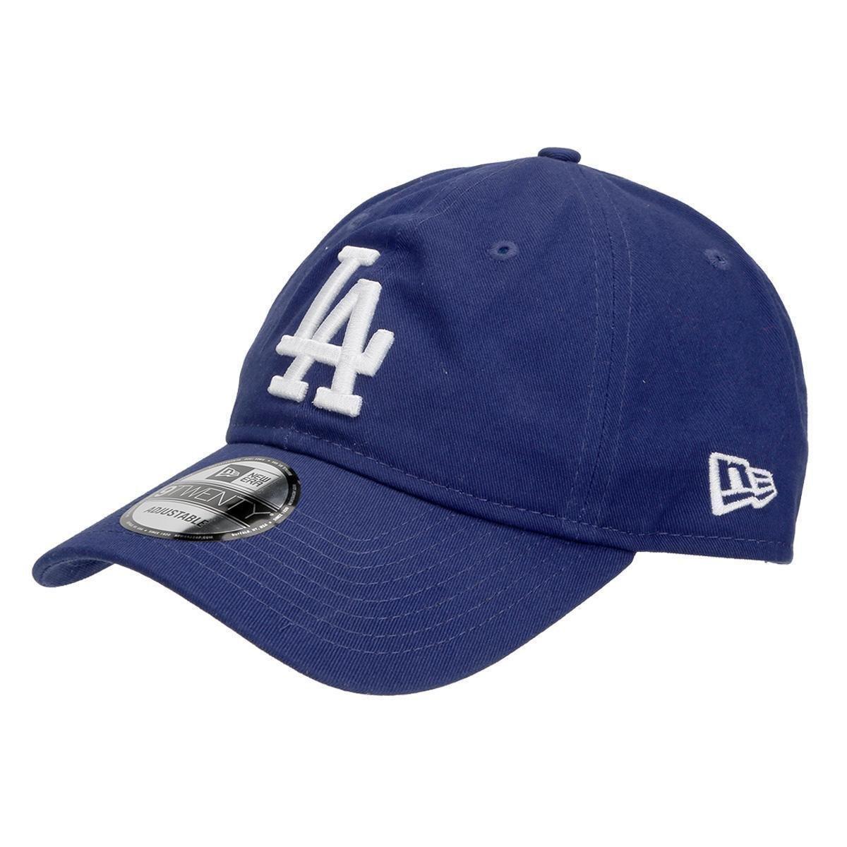 Boné New Era MLB 920 St Basic Team Color Los Angeles Dodgers - Compre Agora   e31e1b8850b