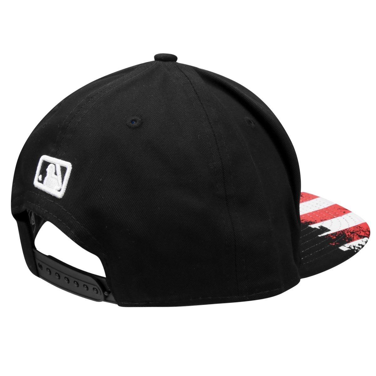 Boné New Era MLB 950 Af Sn Usa Flag New York Yankees - Compre Agora ... af4e608180a