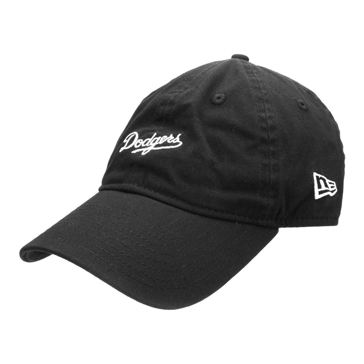 93fc618dcbf67 Boné New Era MLB Los Angeles Dodgers Aba Curva 940 St Lic932 Su17 - Compre  Agora