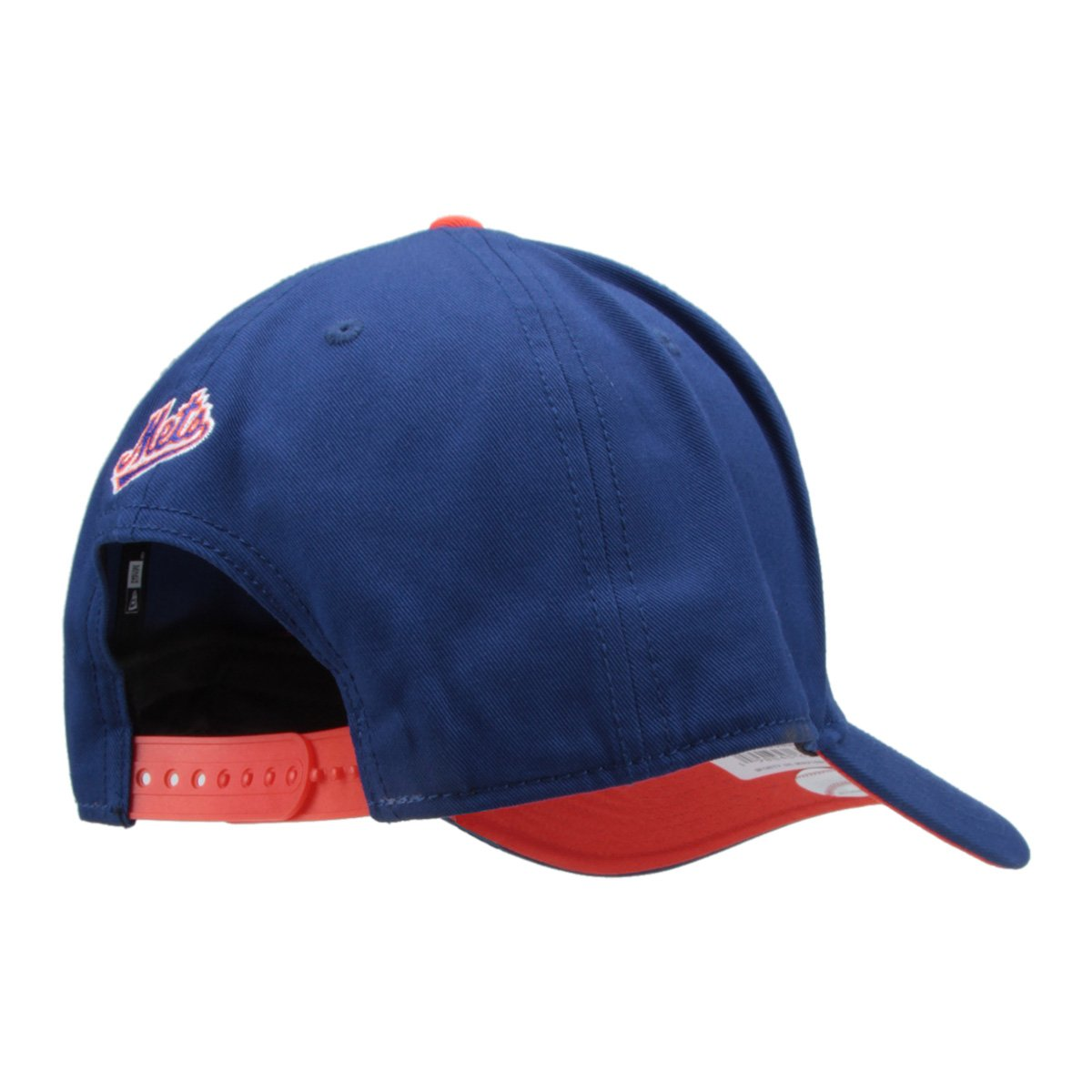 Boné New Era MLB New York Mets Aba Curva 940 Hp Sn Basic Coop ... 9f7d2e78f68