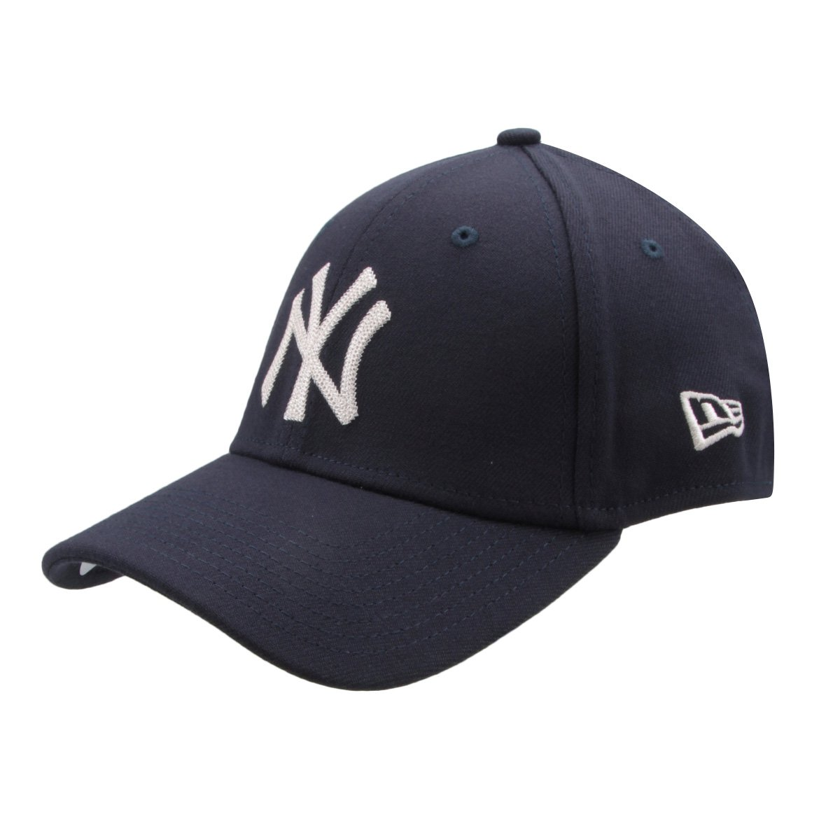 Boné New Era MLB New York Yankees Aba Curva 3930 Lic942 - Compre Agora  fb3ed28f9d4