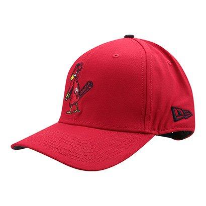 Boné New Era MLB Saint Louis Cardinals Aba Curva 940 Basic - Unissex