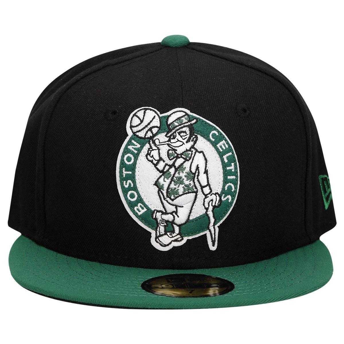 Boné New Era NBA 5950 Os Felt Boston Celtics - Compre Agora  32430dbb9dc