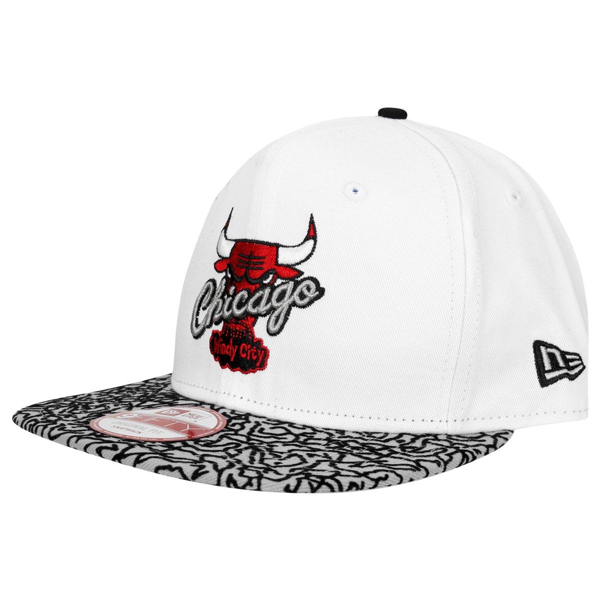 a2fb4d91635b8 Boné New Era NBA 950 Chicago Bulls - Compre Agora