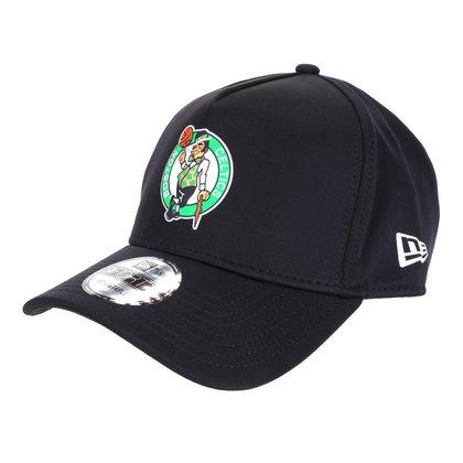 Boné New Era NBA Boston Celtics Aba Curva Snapback 940 Sport Shield