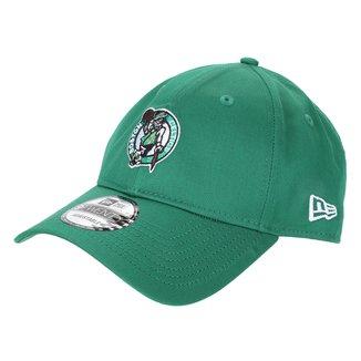 Boné New Era NBA Boston Celtics Aba Curva Strapback 920 ST Sport Special