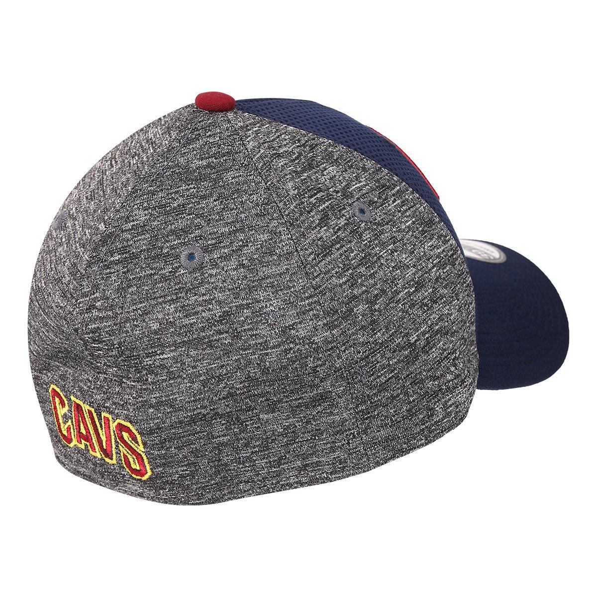Boné New Era NBA Cleveland Cavaliers Aba Curva 3930 Fg 001 - Compre ... d017d622c3d