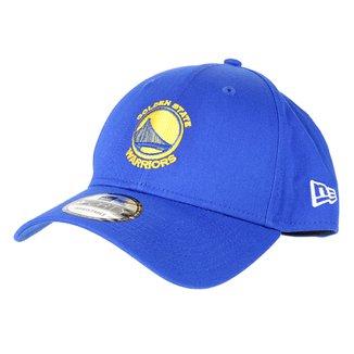 Boné New Era NBA Golden State Warriors Aba Curva Snapback 9Forthy