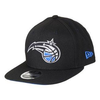 Boné New Era NBA Orlando Magic Aba Reta Snapback 9Fifty Of Sn Primary